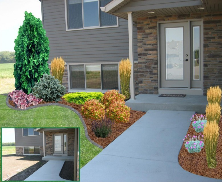 Landscaped Gardens Facility: Mankato Landscaping Design Services