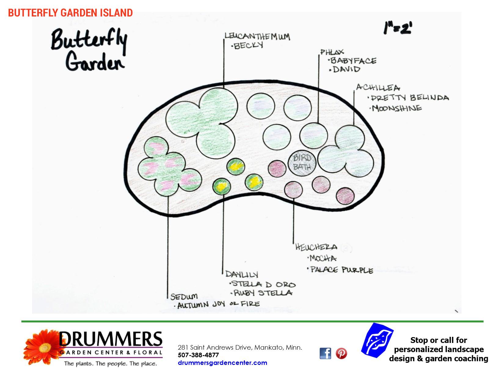 Front Yard Island Ideas Part - 36: Drummers Garden Center U0026 Floral