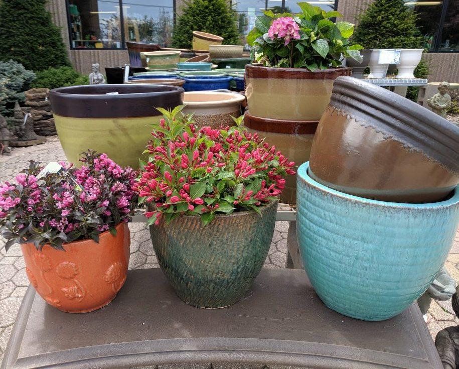 Glazed Ceramic Pottery on sale May 24-28th,2019