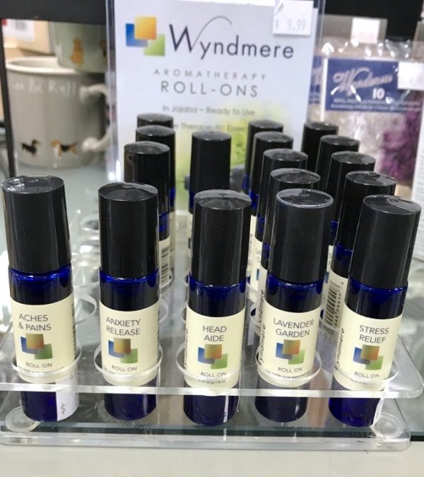 wyndmere essential oil roll ons