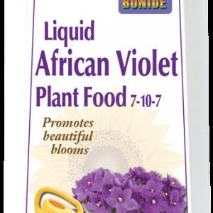bonide african violet food