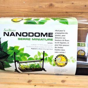 sunblaster nanodome mini greenhouse